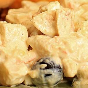 Potato Salad Prepared