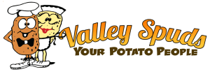 Valley Spuds Logo with Adjusted Slogan 2015